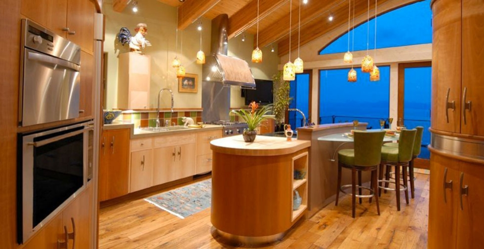 Alpine custom interiors incline village at lake tahoe for Ultimate kitchen design